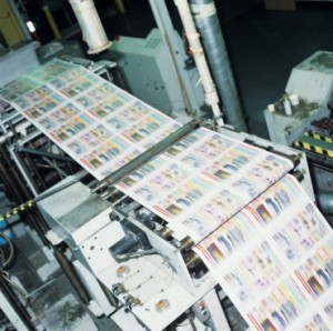 Pulp Paper - Printing 3